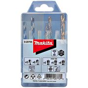 JOGO-BROCAS-D-20769-HEX.-MAD.-MET.-C-05PCS-MAKITA