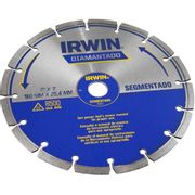 DISCO-DIAMANTADO-8947-SEGM-180X25MM-IRWIN