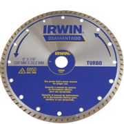 DISCO-DIAMANTADO-IW8952-TURBO-230X22MM-IRWIN