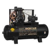 COMPRESSOR-CSL40BR-10CV-220-380V-250L-BRAVO-SCHULZ