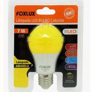 LAMPADA-LED-BOLINHA-7W-AMARELA-90.83-FOXLUX