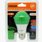 LAMPADA-LED-BOLINHA-7W-VERDE-BIVOLT-90.81-FOXLUX