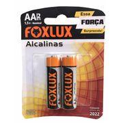 PILHA-AA-ALCALINA-02PCS-95.02-FOXLUX