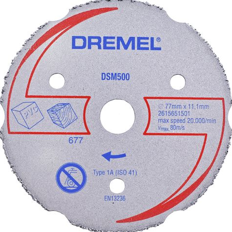 DISCO-CORTE-P-METAL-SM-500-SAW-MAX-DREMEL