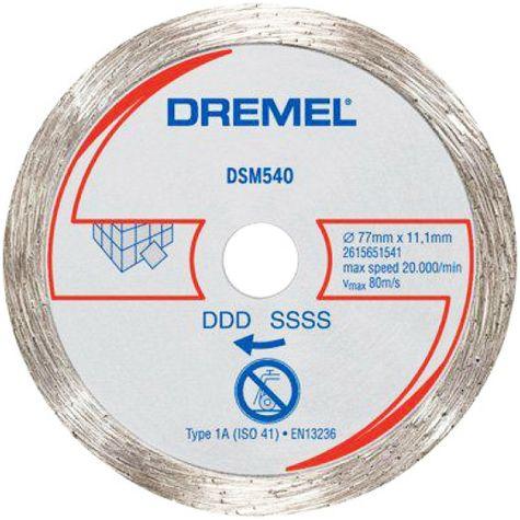 DISCO-DIAMANTADO-SM540-2615S540NA-DREMEL