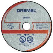 DISCO-P-METAL-DSM510C-2615S51ONC-3P-SAW-MAX-DREMEL